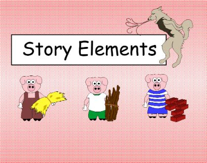 What are the critical elements of narrative essays